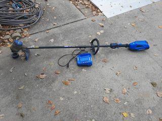 Kobalt 40V Sring Trimmer