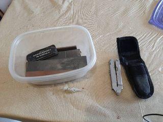 Gerber Multi tool and Hones