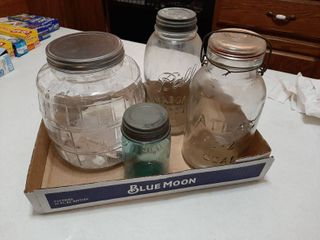 Jars and Canister