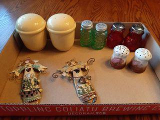 Assorted Salt   Pepper Shakers