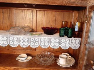 All Remaining In China Cabinet