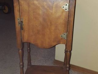 humidor approx 2 ft tall