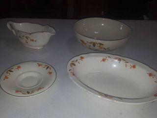Jewel T dishes
