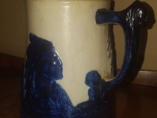 Old Sleepy Eye stoneware pitcher
