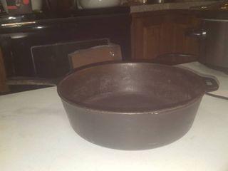 cast iron 10 5 in chicken fryer