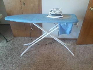 Smartek Iron and Ironing Board
