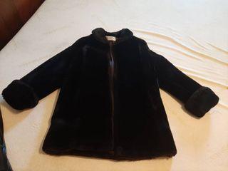 Black Fur Coat   Stein Bros