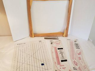 Sewing Guides  Pattern Marker and Quilting Frame