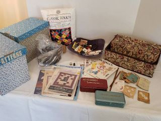 Sewing Patterns  Pattern Storage Boxes  Buttons and More