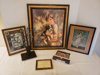 Pictures  Frames and Metal Family Tree