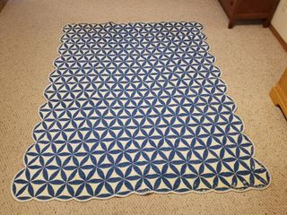 Quilt 86 in  x 70 in