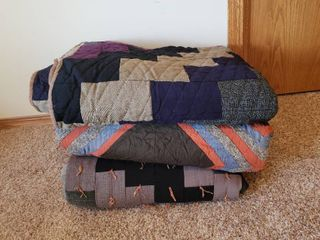 3  Quilts   view pictures for condition