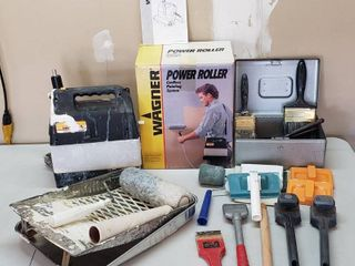 Wagner Power Roller Painting System and other Painting Equipment