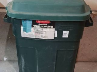 Rubbermaid Roughneck Refuse Container 30 gals
