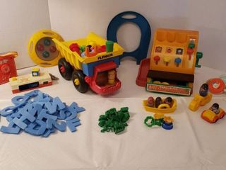 Playskool  Fisher Price  Educational Toys  Good Condition