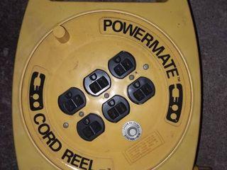 Power Mate Cord Reel