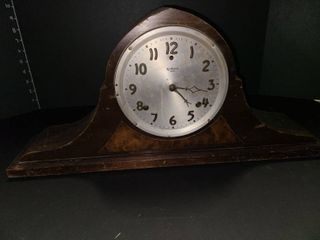 Antique Gilbert Mantle Clock Stamped 1807
