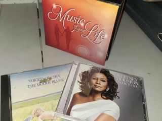 Time life 7 CD Set with 2 Other CDs