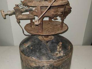 Antique Kerosene Burner