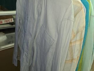 ladies CHICOS  TAlBOT  RAlPH lAUREN and lIZ ClAIBORNE Button up  long Sleeved Shirts  Sizes lG  Xl