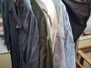 MENS Short Sleeve Shirts   Size lG