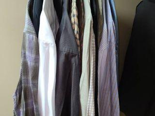 MENS lONG SlEEVE SHIRTS   Size lG