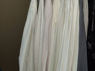 Mens Shirts  long Sleeve  Size Med  15 1 2  ARMANI  NORDSTROM  and Other