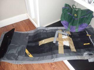 Case logic Organizer with Garden Bag