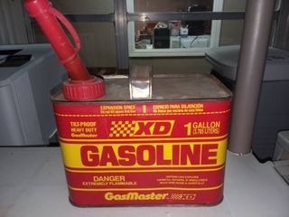 Metal 1 Gallon XD Gasoline Can