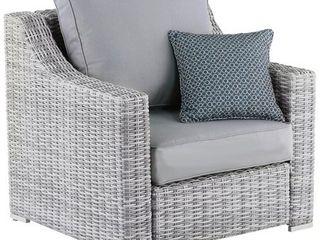 Elle Decor Vallauris Outdoor Arm Chair  Retail 449 99
