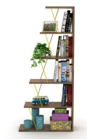 Discountworld Teemo Bookcase Chrome