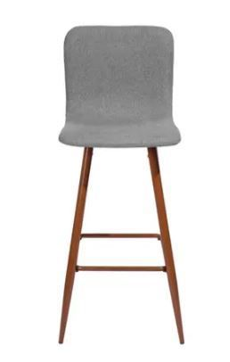 Furniture R Upholstered Bar Chair  Set of 2  Retail 219 99