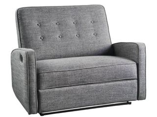 Calliope Fabric Oversized Recliner Chair by Christopher Knight Home Retail 475 51