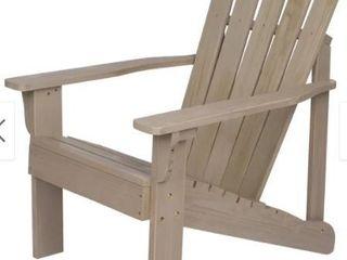 Vineyard Wood Adirondack Chair   Retail 95 00