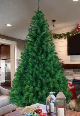 5 8ft Artificial Christmas Tree with Stand