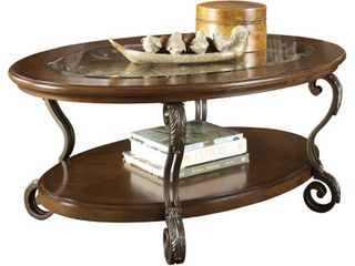 Coffee Table Brown   Signature Design by Ashley