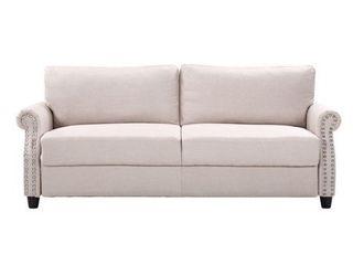 Divano Roma Furniture Classic Sofas  Beige