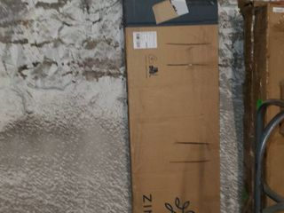 Zinus Tricia Platform Bed   Mattress Foundation   Box Spring Replacement   Brown  King