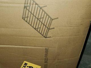 Steel Bed FrameIJ