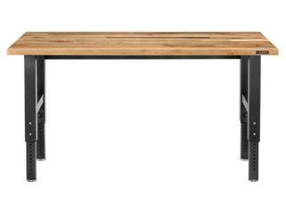 6  Hardwood Top Workbench