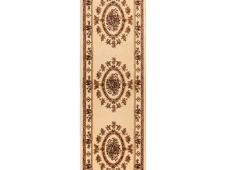 Well Woven Timeless le Petit Palais Traditional Medallion Floral Ivory 2 3  x 7 3  Runner Area Rug
