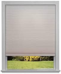 Easy lift Trim at Home Cordless Pleated light Filtering Fabric Shade