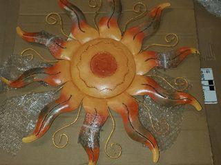 Regal Art and Gift 5074 Sun Wall Decor