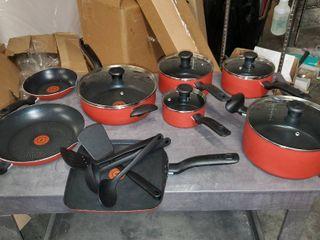 T fal Pots and Pans