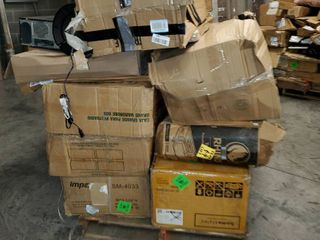 Very large lot Of Misc Items Not Tested May Have Damage or Not Complete Inspect