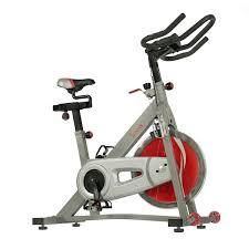 Sunny Health   Fitness Pro II Indoor Cycling Bike with Device Mount and Advanced Display a SF B1995