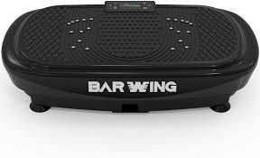 BARWING 4D vibration plate is all in one fitness  exercise   massage equipment