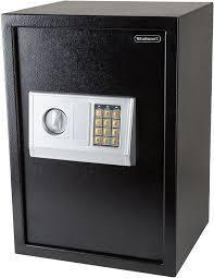 Stalwart Digital Safe Electronic  Extra large  Steel  Keypad