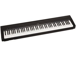 YAMAHA P71 88 Key Weighted Action Digital Piano With Sustain Pedal And Power Supply
