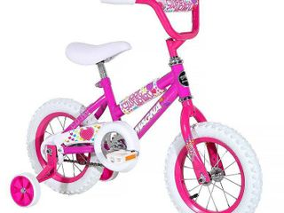 Dynacraft Magna Sweetheart 12  Bike   Purple   for Ages 2 4  Magna Girls Purple